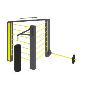 Комплекс гимнастический №34, Cross fit