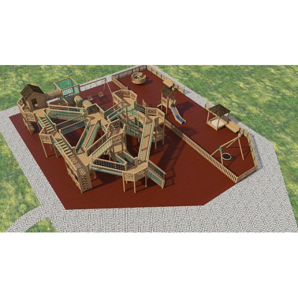Детский Игровой Комплекс №3
