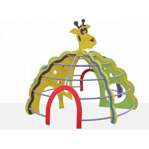 Лазалка-купол Жираф