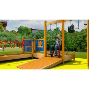 Комплекс для людей с ограниченными возможностями: RD - 1023